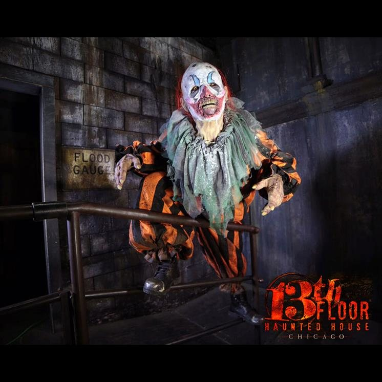 13th floor haunted house chicago in melrose park il for 13 floor