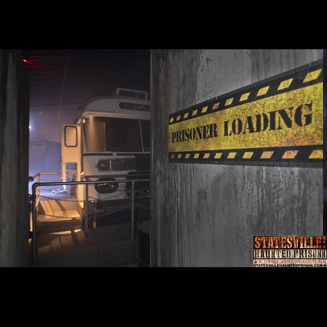 Cheap Haunted Houses Chicago Il: Statesville Haunted Prison® In Lockport IL